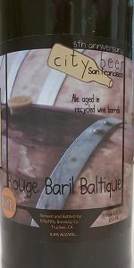 Rouge Baril Baltique