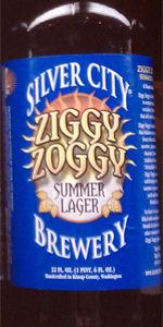 Ziggy Zoggy Summer Lager