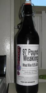 97 Pound Weakling