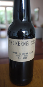 Imperial Brown Stout London 1856
