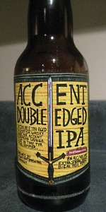 Sherbrooke Accent Double Edged IPA