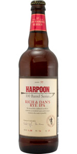 100 Barrel Series #37 - Rich & Dan's Rye IPA