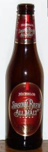 Michelob Seasonal Brew All Malt Lager