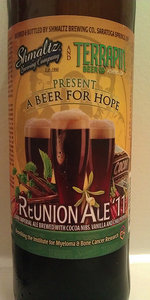 Reunion: A Beer For Hope 2011