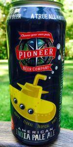 Pioneer American India Pale Ale
