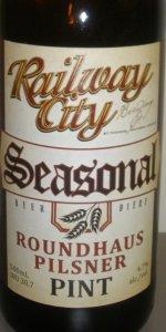 Railway City Roundhaus Pilsner