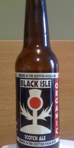Organic Export Scotch Ale