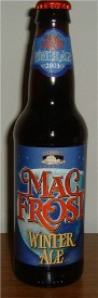 Mac Frost Winter Ale