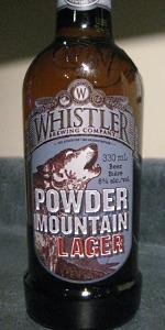 Powder Mountain Lager