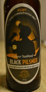 Lower Bankhead Black Pilsner
