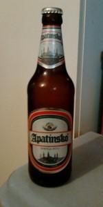 Apatinska Svetlo Pivo