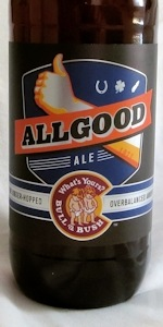 Allgood Amber Ale