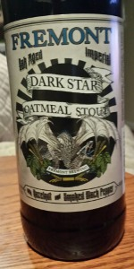 Oak Aged Dark Star With Hazelnut & Smoked Peppercorn