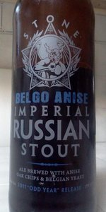 Belgo Anise Imperial Russian Stout