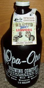 Julio's Saison