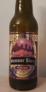 Summer Berry Weisse