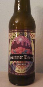 Summer Berry Weisse