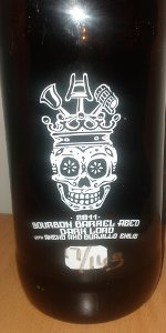 Barrel-Aged Dark Lord De Muerte