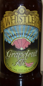 Paradise Valley Grapefruit Ale