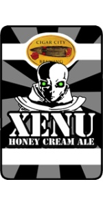 Xenu Honey Cream Ale