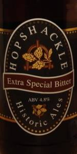 Hopshackle Extra Special Bitter