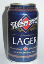 Great Western Premium Lager
