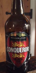 Conqueror Black IPA