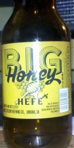 Millstream Big Honey Hefe