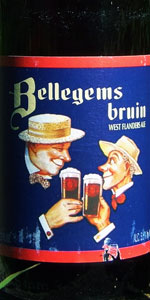 VanderGhinste Oud Bruin Flanders Sour Ale