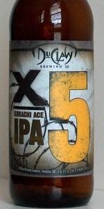 X5 Sorachi Ace IPA
