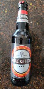 Mackeson Triple XXX Stout