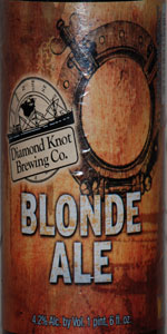 Diamond Knot Blonde Ale
