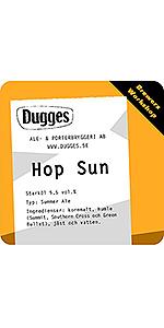 Hop Sun Summer Ale