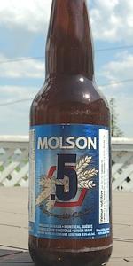 Molson .5