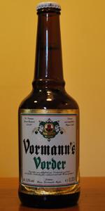 Vormann's Vorder