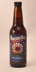 AmericAle Dry Hopped Amber Ale