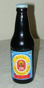 Royal Wedding Ale