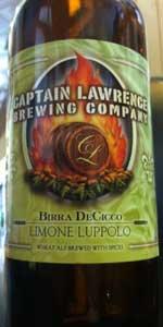 Birra DeCicco - Limone Luppolo
