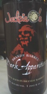 Dark Apparition Brandy Barrel