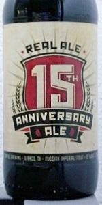 Anniversary Ale XV