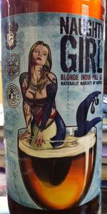Naughty Girl Blonde India Pale Ale
