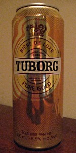Tuborg Pure Gold