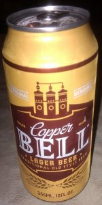 Copper Bell Lager