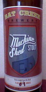 Machine Shed Stout