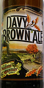 Davy Brown Ale