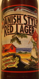 Danish Red Lager