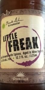 Green Flash Little Freak