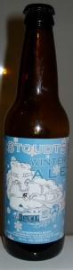 Stoudt's Winter Ale (2008-2009)