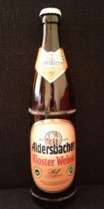 Aldersbacher Kloster Weisse Hell