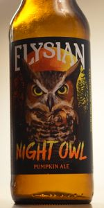 Night Owl Pumpkin Ale